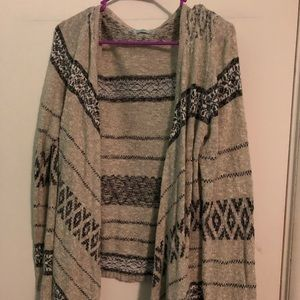 Maurices tribal pattern sweater